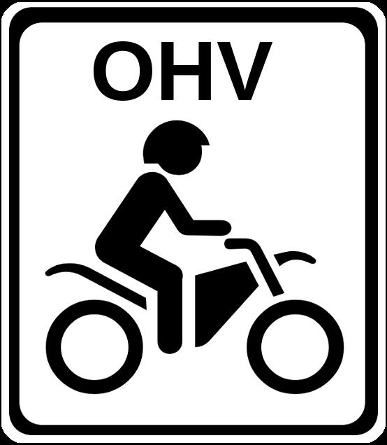 OHV Area